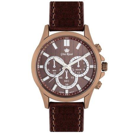 Zegarek męski Gino Rossi 8071A-3B3 2b3