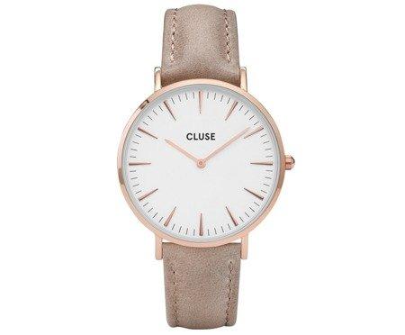 Cluse La Bohème Rose Gold White/Hazelnut CL18031