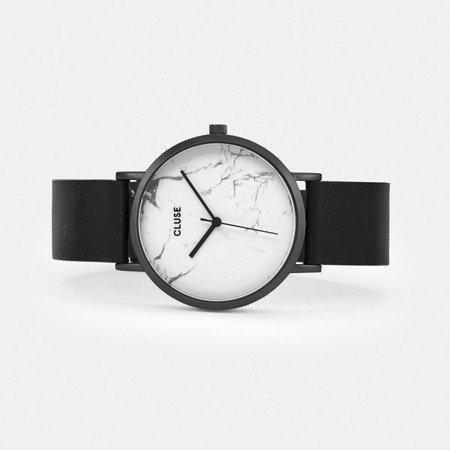 Zegarek damski Cluse La Roche Full Black/White Marble CL40002