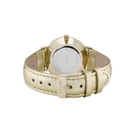 Cluse Minuit Gold White/Gold Metallic CL30036
