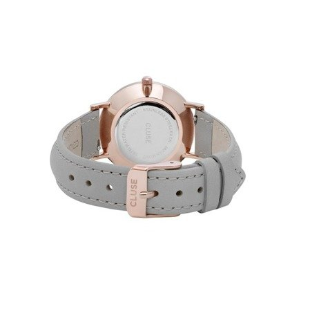Cluse Minuit Rose Gold White/Grey CL30002