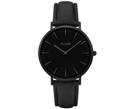 Zegarek damski Cluse La Bohème Full Black CL18501