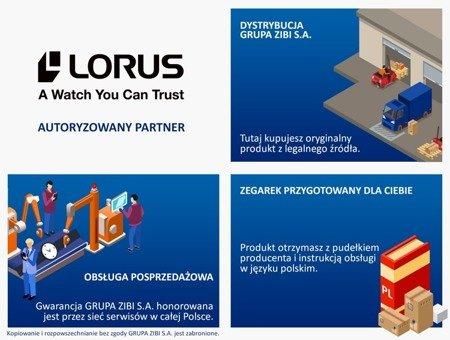 Zegarek damski Lorus RG213QX9