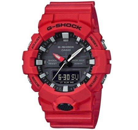 Zegarek męski Casio G-SHOCK GA-800-4A