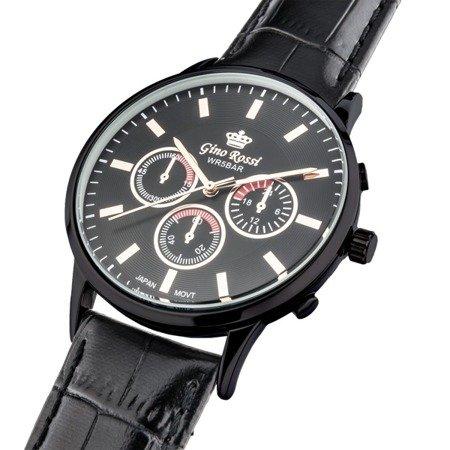 Zegarek męski Gino Rossi 8185A-1A3