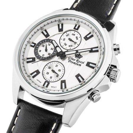 Zegarek męski Gino Rossi Premium S1122A-3A1
