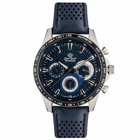 Zegarek męski Gino Rossi Premium S523A-6F1
