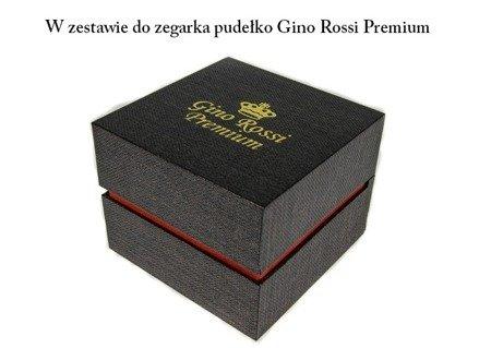 Zegarek męski Gino Rossi Premium S8886B-1C1